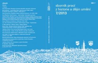 Sborník prací z historie a dějin umění 7/2013