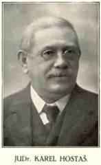 JUDr. Karel Hostaš